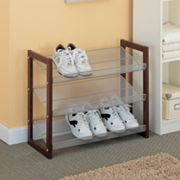 Neu Home Boston 3 tier Shoe Rack