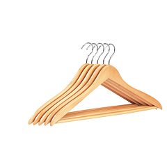 Neu Home 30-pk. Wood Hangers