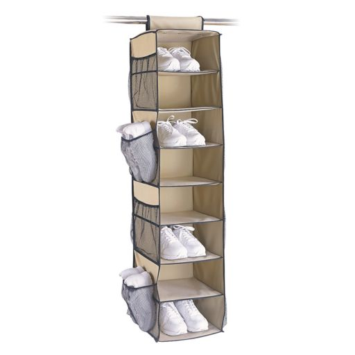 Neu Home 8-Shelf Hanging Accessory Organizer