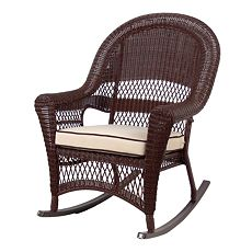 Sonoma Outdoors Wicker Rocking Chair Amp Bench From Kohls