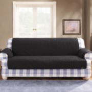 Sure Fit? Duck Cloth Loveseat Pet Cover