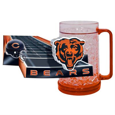 Chicago Bears Freezer Mug