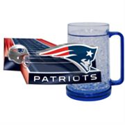 New England Patriots Freezer Mug