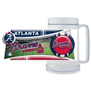 Atlanta Braves Freezer Mug
