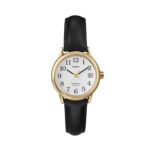 Timex Women's Leather Watch - T2H341
