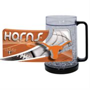 Texas Longhorns Freezer Mug