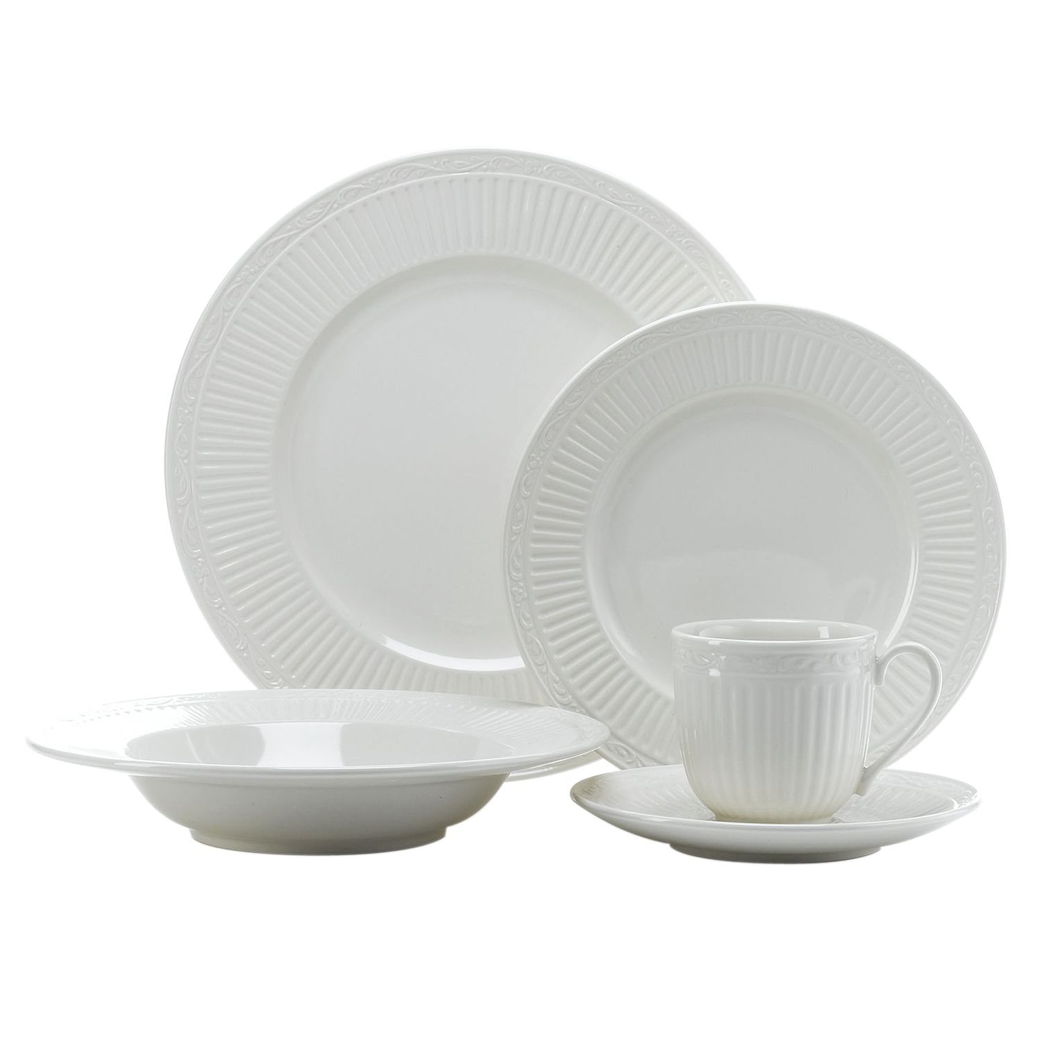 sc 1 st  Kohlu0027s & Mikasa Italian Countryside 5-pc. Place Setting