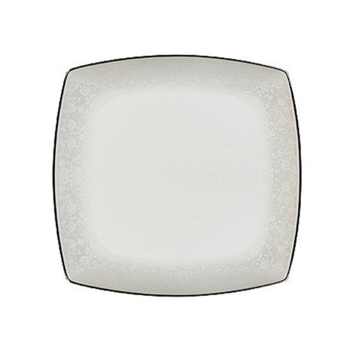 Mikasa Venetian Lace Square Serving Platter