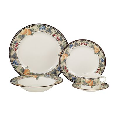 Mikasa Garden Harvest 5-pc. Place Setting