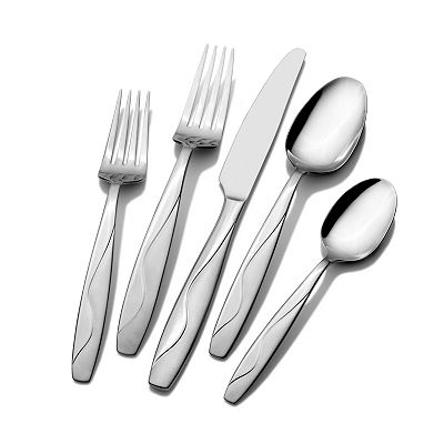 Mikasa 20-pc. Avalon Flatware Set