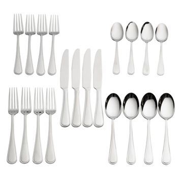 Pfaltzgraff Windham 20-pc. Flatware Set