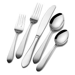 Pfaltzgraff Salisbury Satin 20-pc. Flatware Set