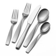 Mikasa Riverside 65-pc. Flatware Set