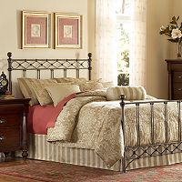 Argyle Queen Bed
