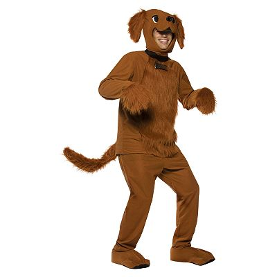 Whattup Dog Costume - Adult