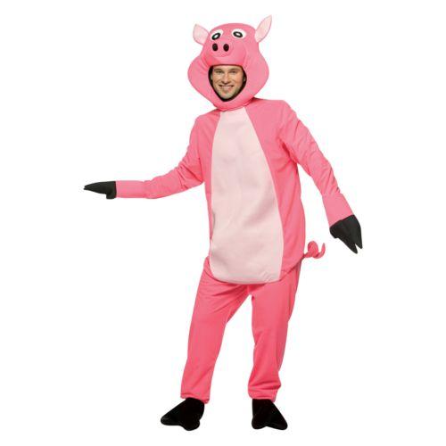 Pig Costume - Adult