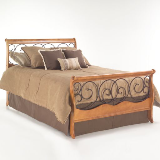 Dunhill Full Sleigh Bed