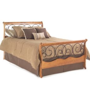Dunhill King Sleigh Bed