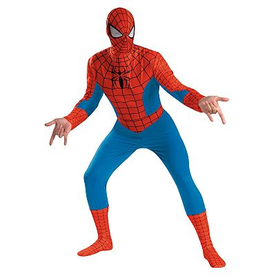 Spider-Man Deluxe Costume - Adult