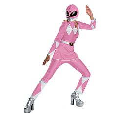 Power Rangers Pink Ranger Costume Adult by