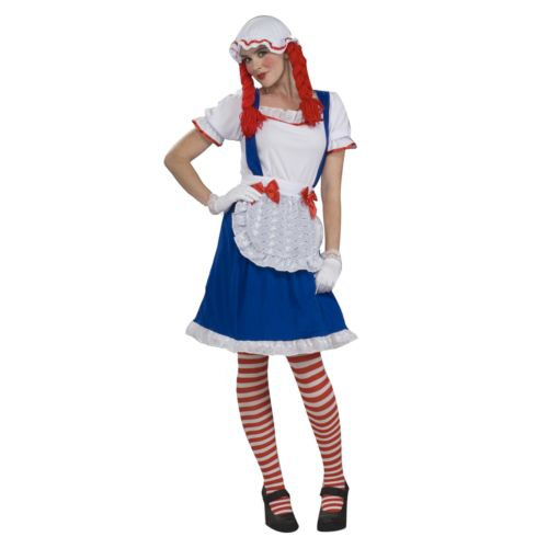 Rag Doll Costume - Adult