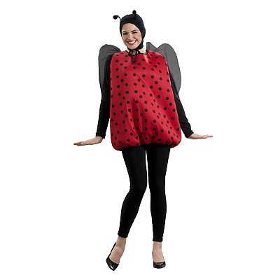 Lady Bug Costume - Adult