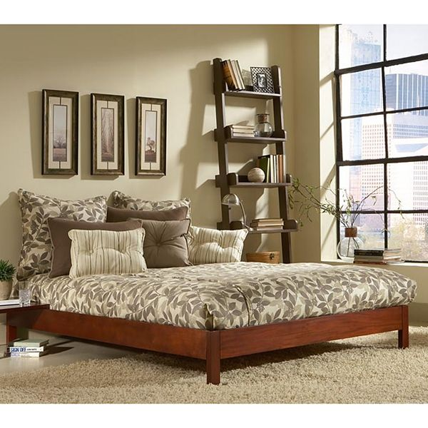 Murray Queen Platform Bed, Murray Queen Platform Bed