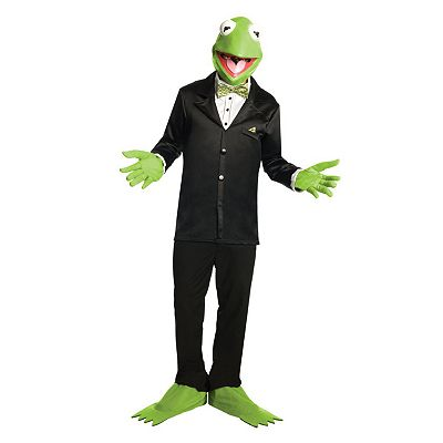 Muppets Kermit the Frog Costume - Adult