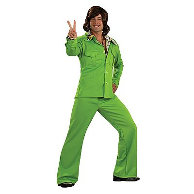 Leisure Suit Deluxe Costume - Adult