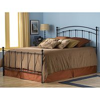 Sanford King Bed