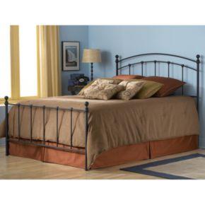 Sanford King Bed