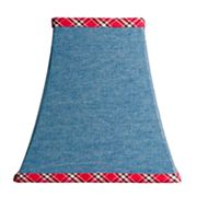Pam Grace Creations Plaid Lamp Shade
