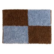 Pam Grace Creations Checkered Shag Rug