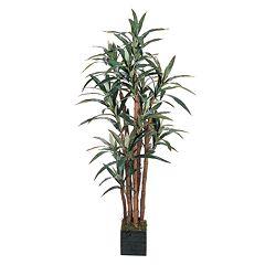 nearly natural Silk Yucca Tree