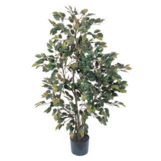 nearly natural Silk Ficus Tree