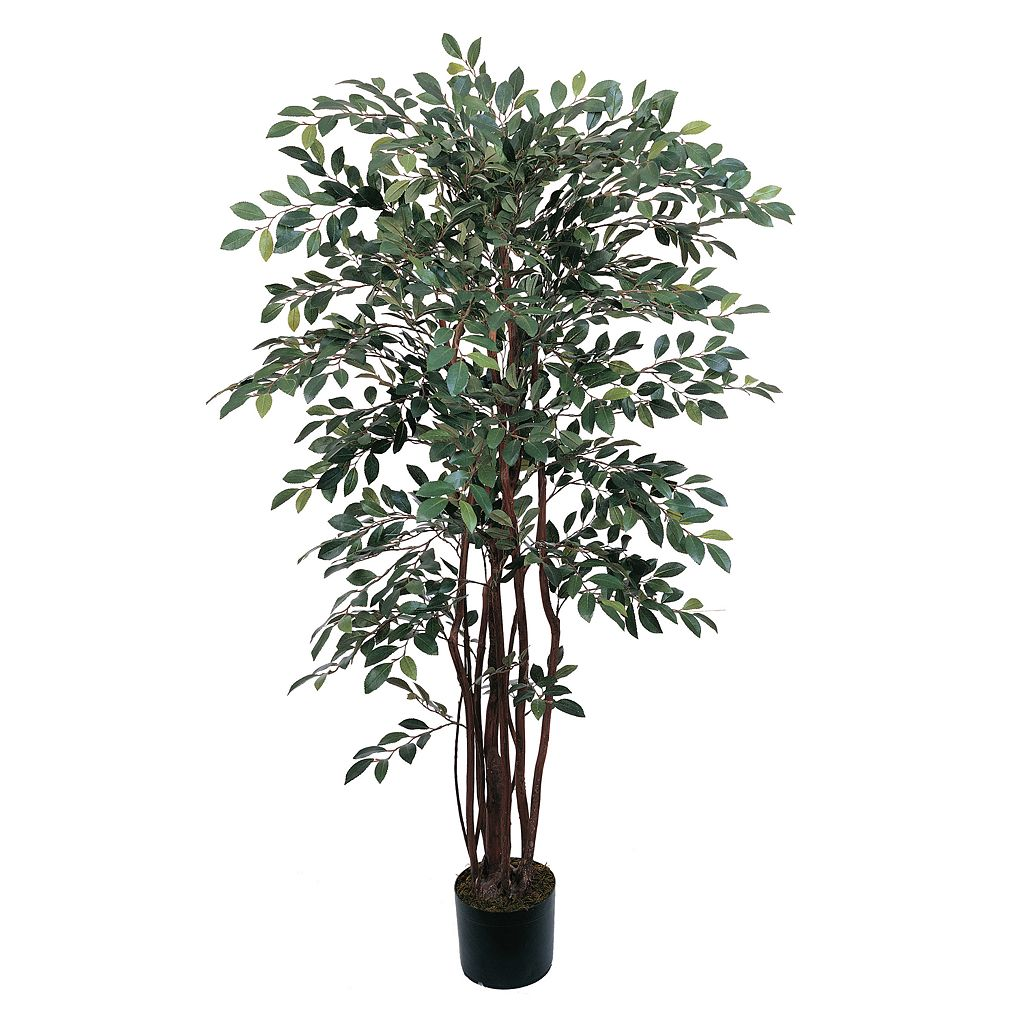 nearly natural Silk Ruscus Tree