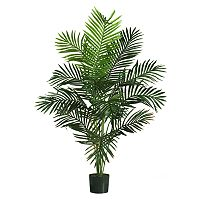 nearly natural 5-ft. Silk Paradise Palm Tree