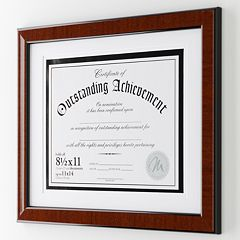 Malden® 8 1/2' x 11' Document Frame
