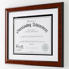 Malden® 8 1/2' x 11' Document Frame