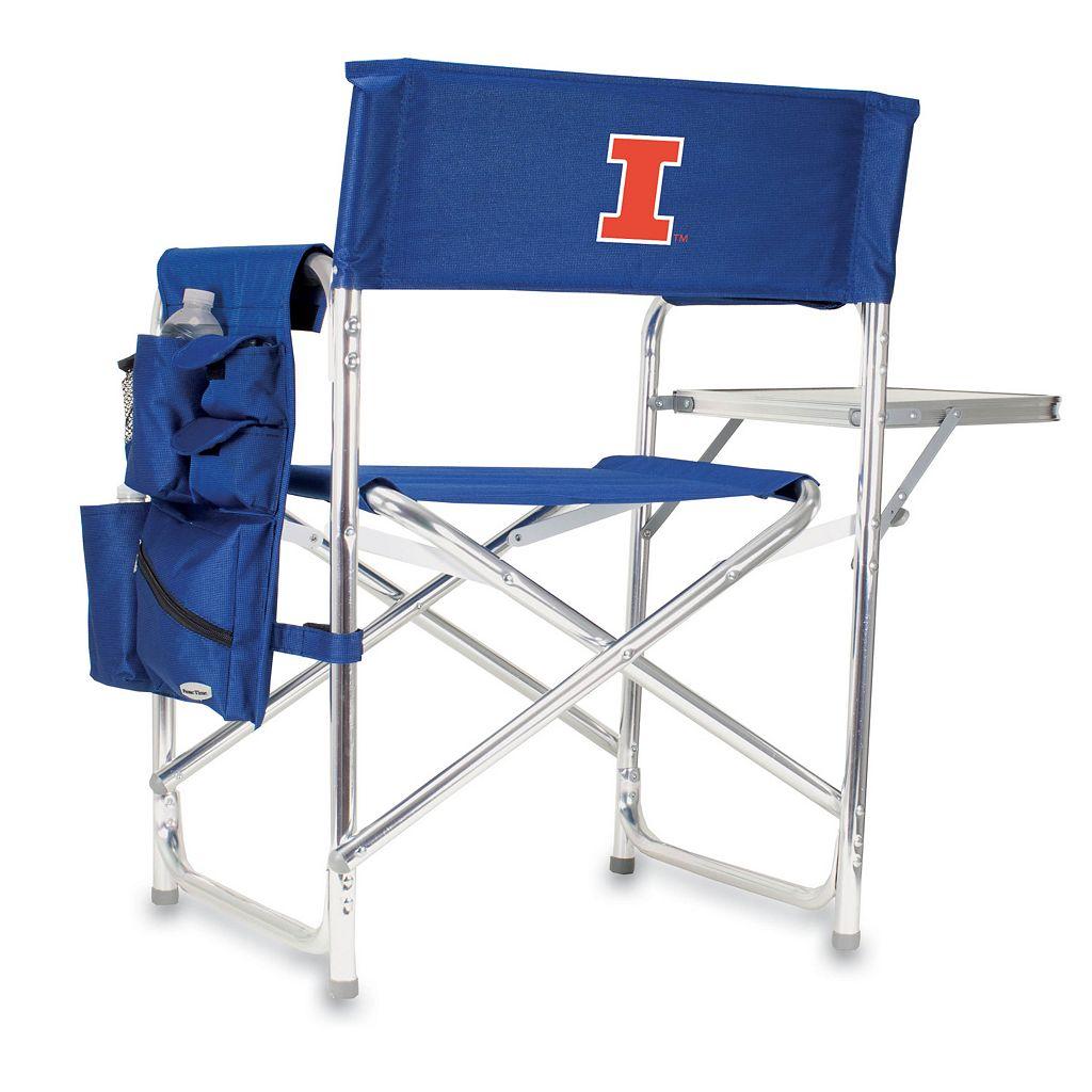Illinois Fighting Illini Sports Chair
