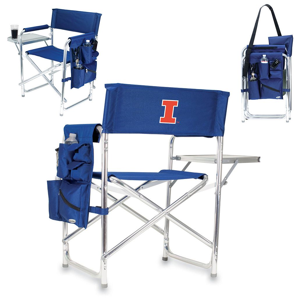 Illinois Fighting Illini Sports Chair