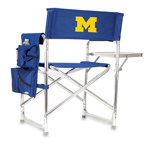 Michigan Wolverines Sports Chair