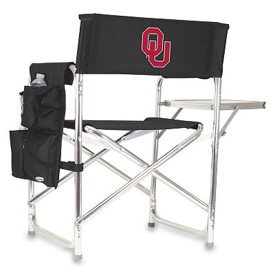 Oklahoma Sooners Sports Chair