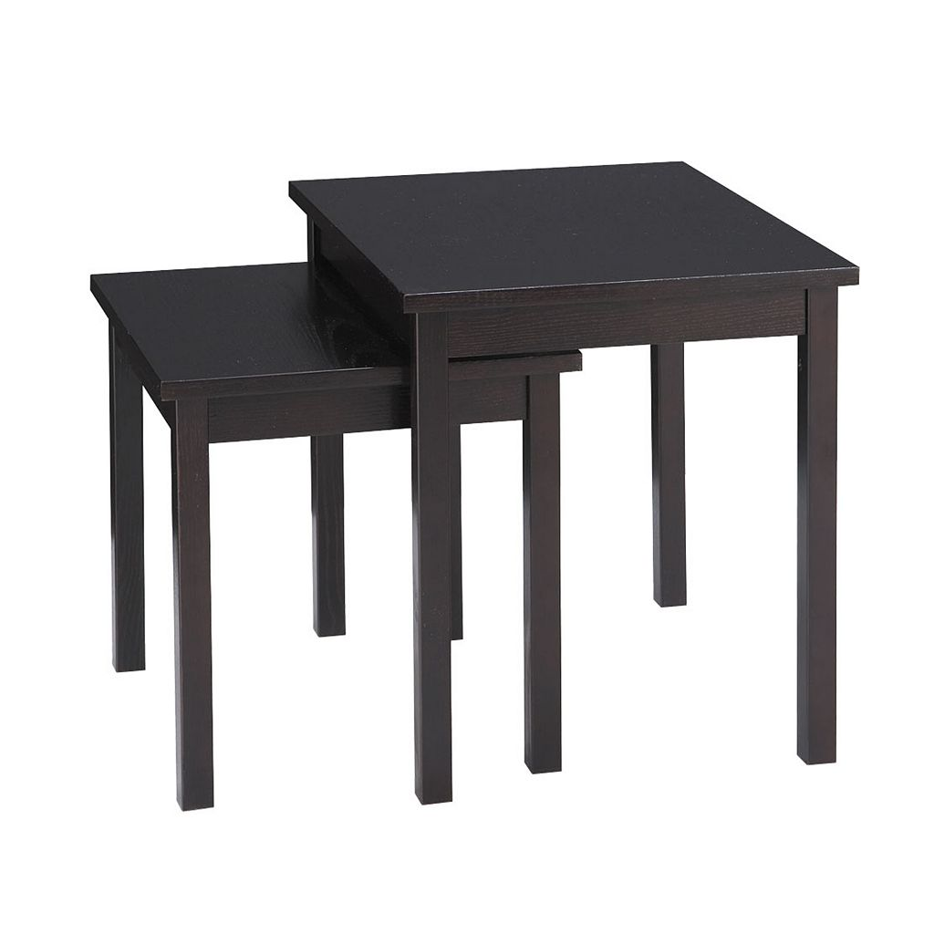 Office Star™ Products Avenue Six Main Street Nesting Table Set