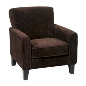 Office Star Products Avenue Six Sierra Corduroy Chair