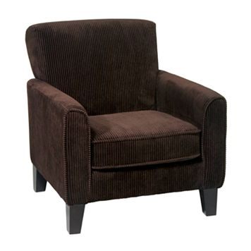 Office Star™ Products Avenue Six Sierra Corduroy Chair
