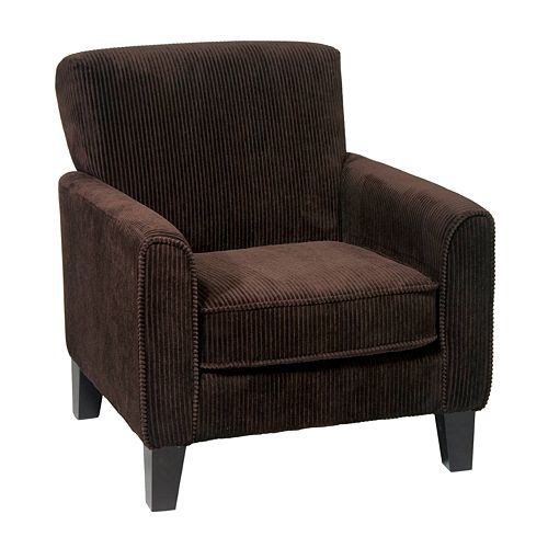Office Star™ Products Avenue Six Sierra Corduroy Chair