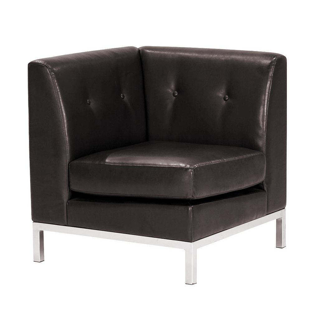 Office Star Products Avenue Six Wall Street Corner Chair