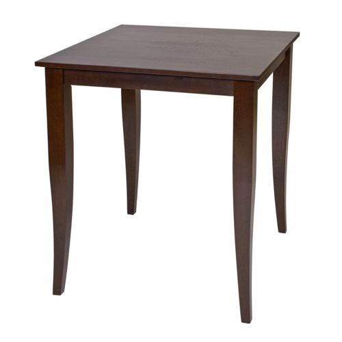 Office Star Products Jamestown Pub Table