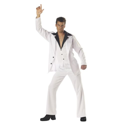 Saturday Night Fever Costume - Adult